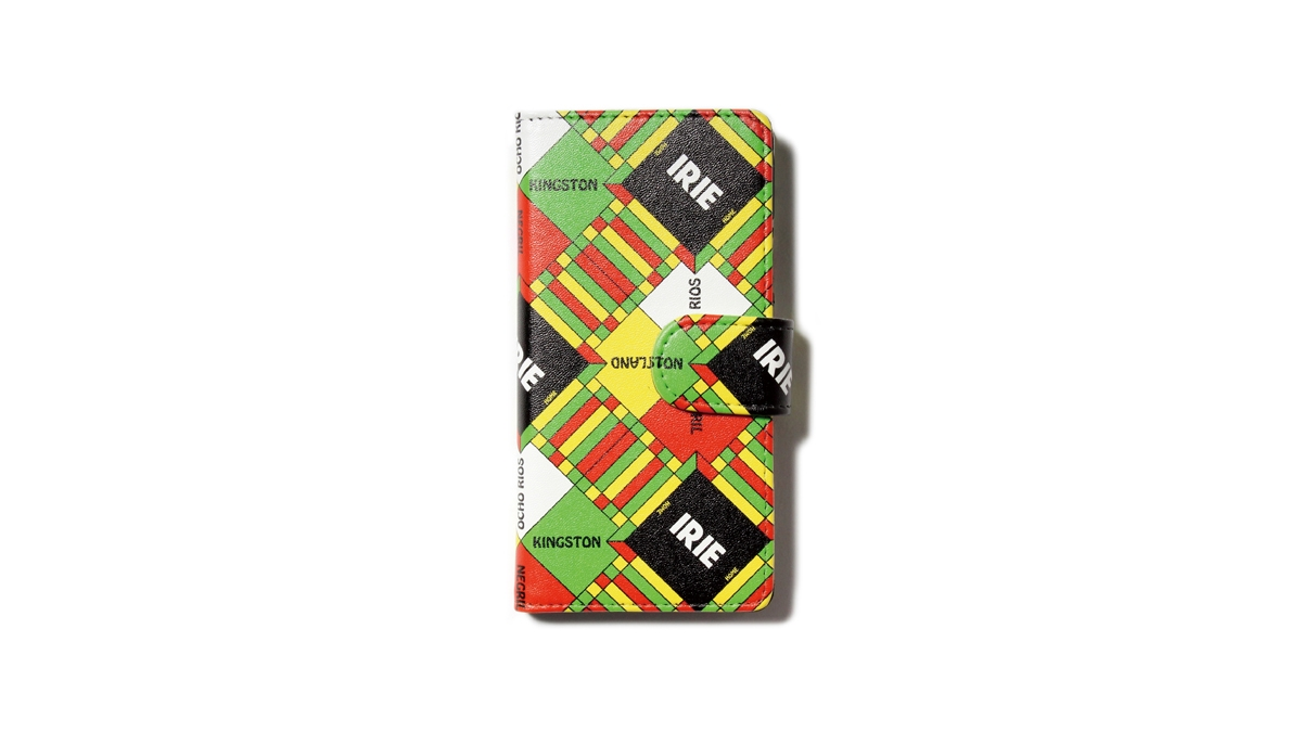 001 IRIE SMART PHONE CASE(MULTI) ¥3,800