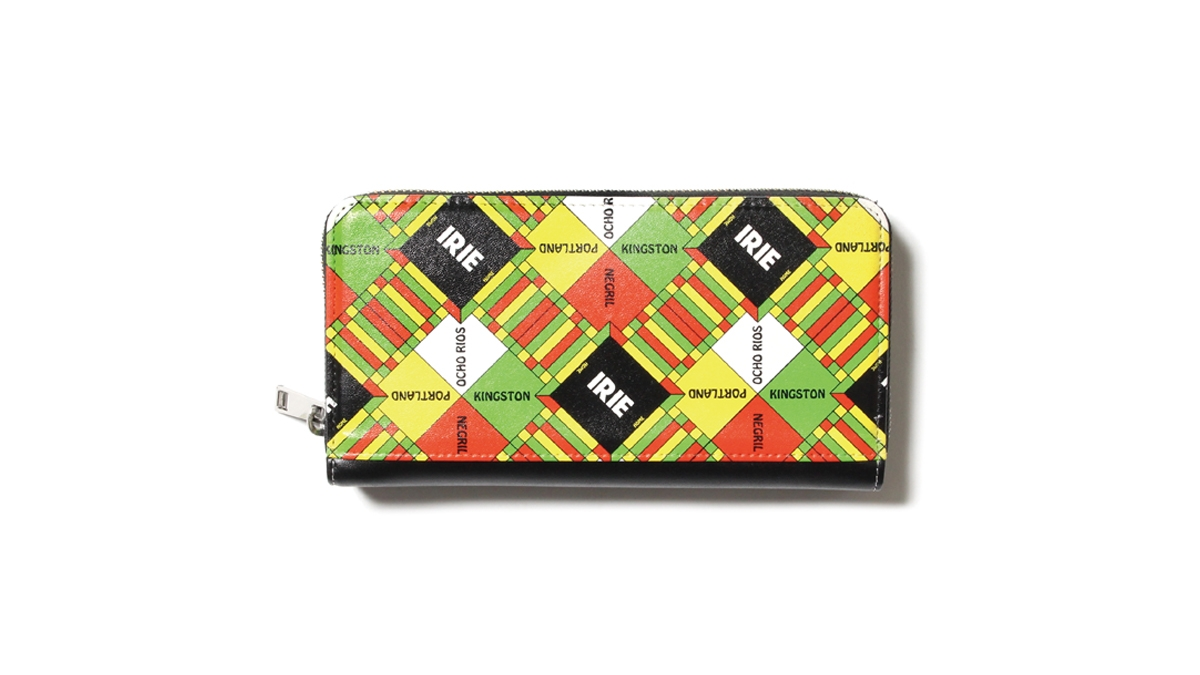 009 IRIE GAME LONG WALLET ¥8,500