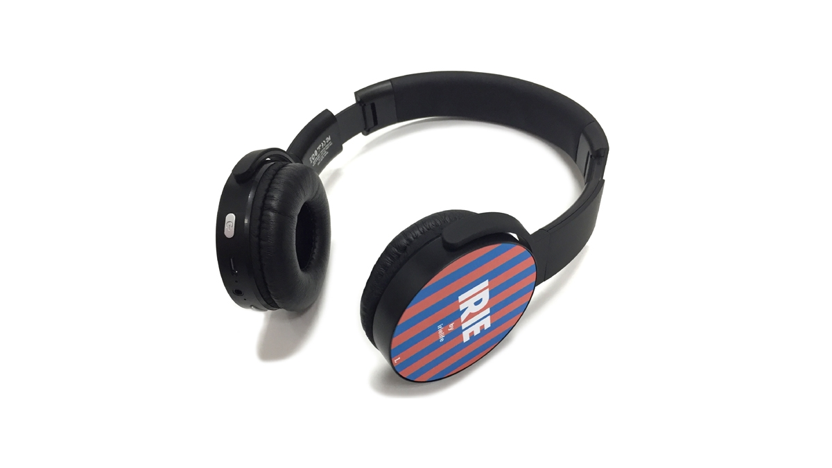 011 IRIE HEAD PHONE ¥6,800