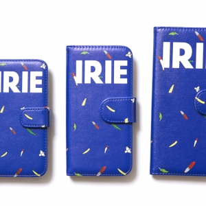 022 IRIE LURE NOTEBOOK IPHONE CASE  ( 5,5S 6 6PULS ) ¥3,800