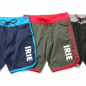 011 IRIE BOARD SHORTS ( NAVY KHAKI BLACK ) ¥9,800
