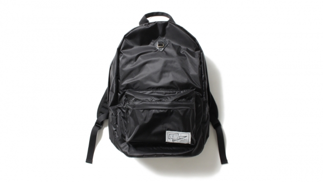 027 LIFE BACK PACK (BLACK) ¥13,500
