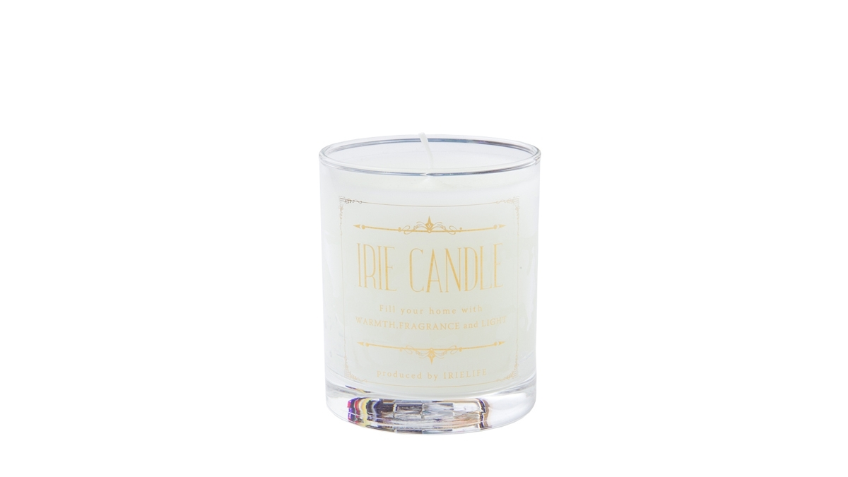 022 IRIE AROMA CANDLE ¥4,000