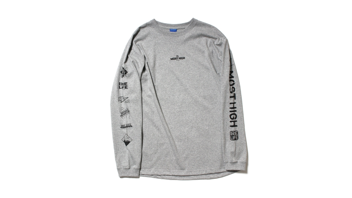010 THE MOST HIGH LS TEE ¥6,500
