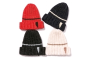 015 DRIP KNIT CAP ( RED NAVY OFFWHITE BLACK ) ¥5,500